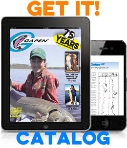 Gapen Fishing Catalog