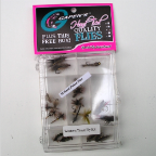 Trout Fly Kits - Bass Fly Kit - Crappie Fly Kits - Streamer Kits